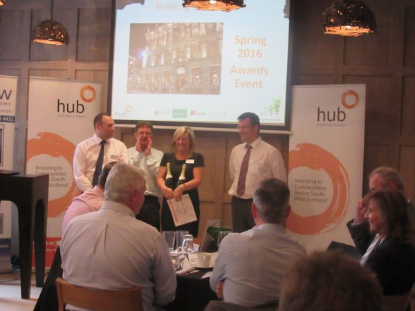 Hub South West Building For Growth Awards