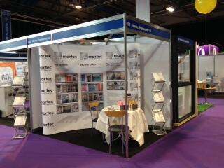 Come along and see us at stand B26.